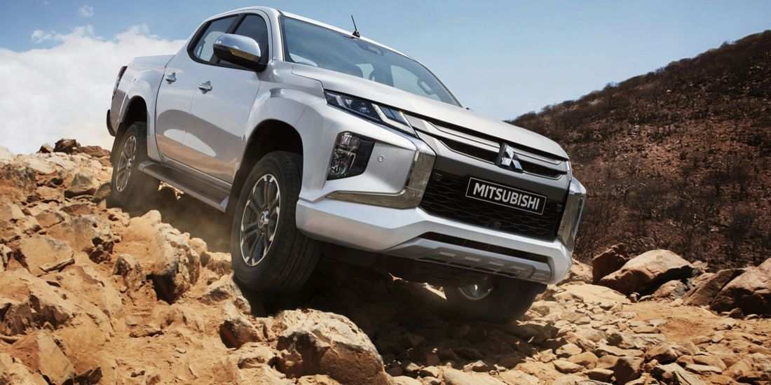 65 A Mitsubishi L200 4X4 2020 Review And Release Date