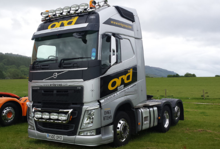 65 A Volvo Fh 2020 Performance And New Engine