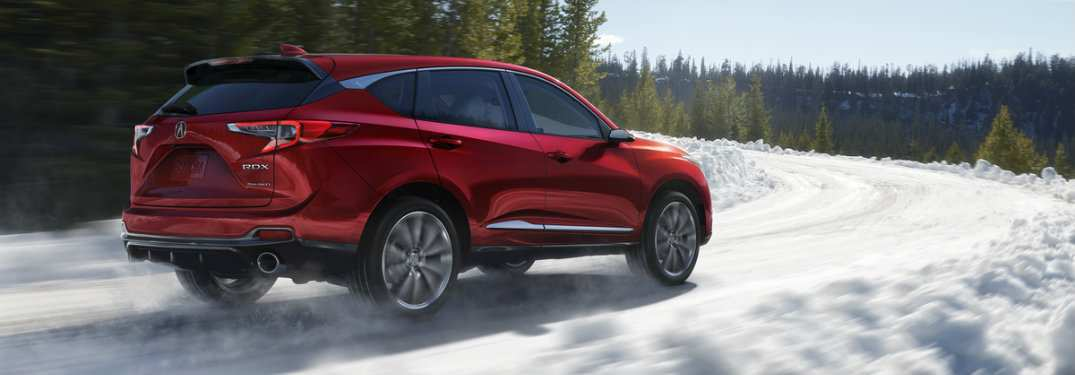 65 All New 2019 Acura Rdx Prototype Price And Release Date