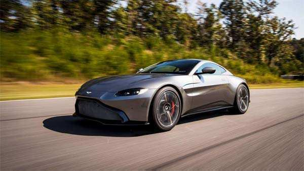 65 All New 2019 Aston Vantage Release Date And Concept