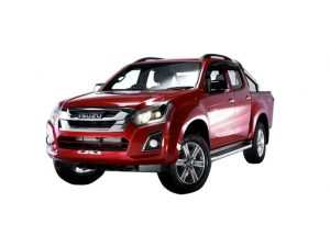 65 All New 2019 Isuzu Pickup Truck Concept