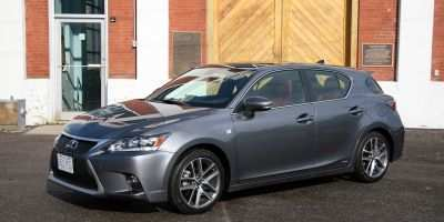65 All New 2019 Lexus Ct Concept And Review
