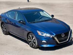 65 All New 2019 Nissan Altima Concept Rumors