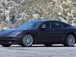 65 All New 2019 Porsche Panamera Hybrid Picture