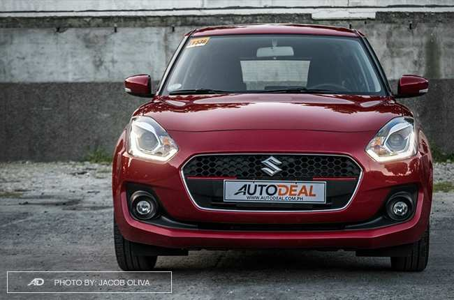 65 All New 2019 Suzuki Swift Philippines Exterior