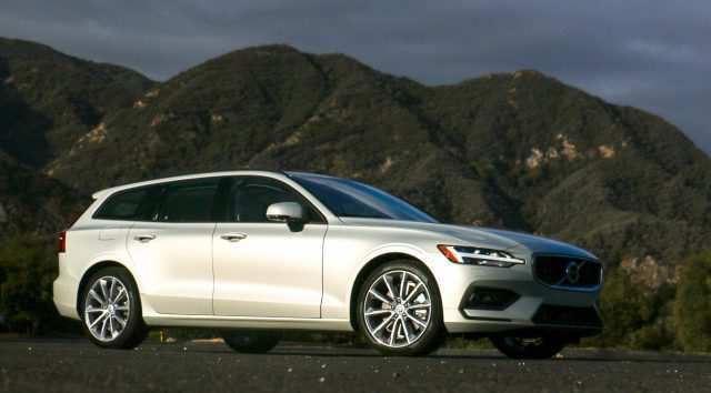 65 All New 2019 Volvo Wagon Style