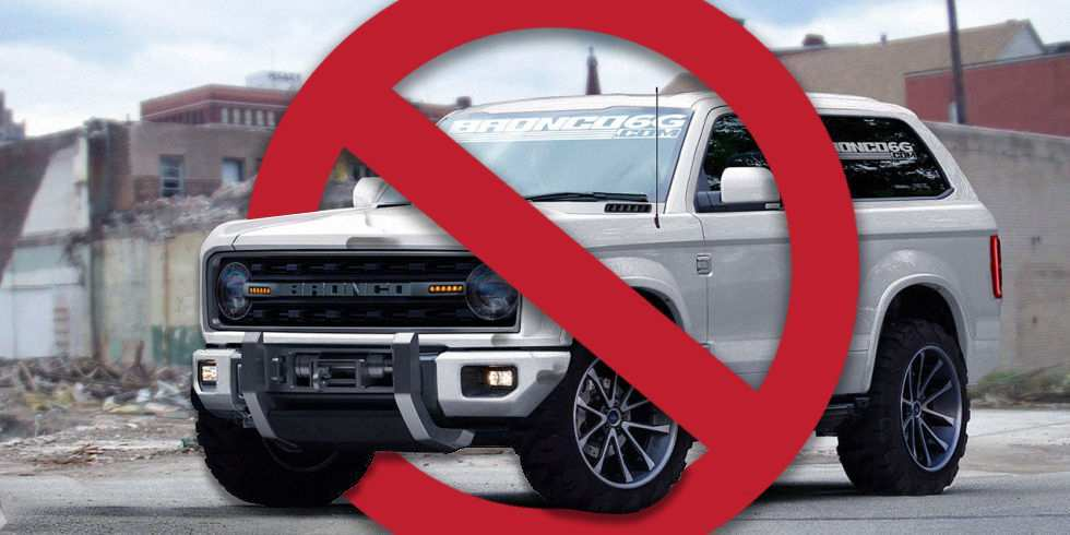 65 All New 2020 Ford Bronco And Ranger Images
