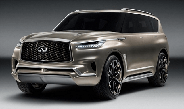 65 All New 2020 Infiniti Qx80 Changes Redesign And Concept