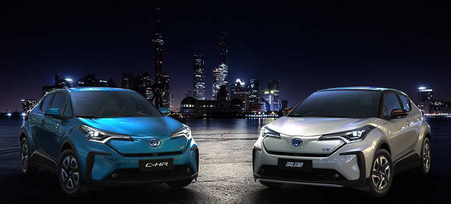 65 All New 2020 Toyota Ev First Drive