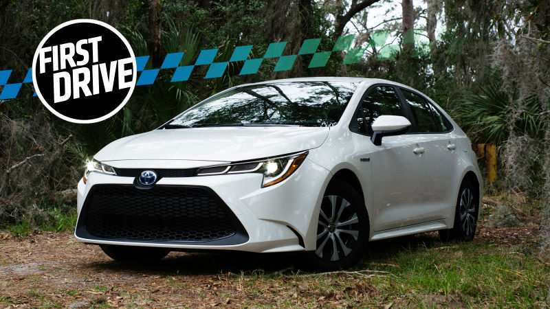 65 All New 2020 Toyota Prius Overview