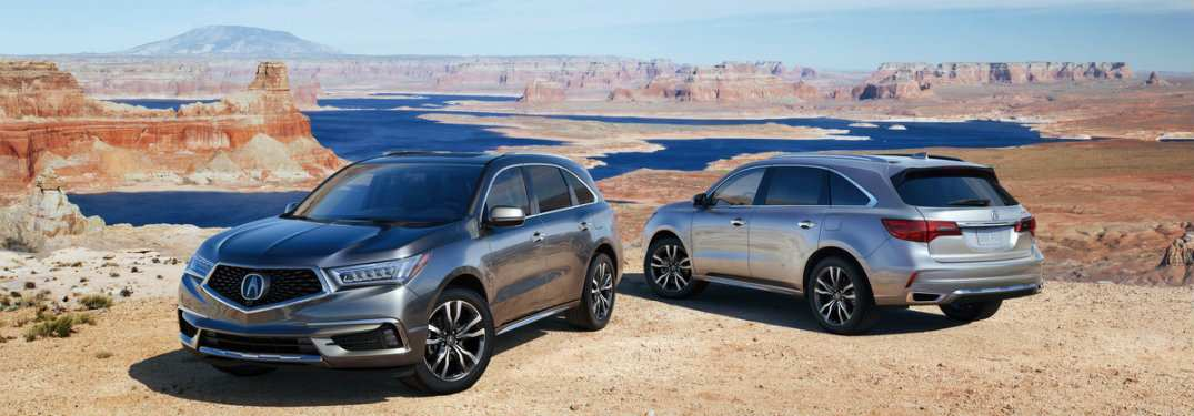 65 All New Acura Mdx Changes For 2020 Reviews