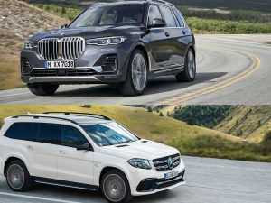 65 All New BMW X7 Vs Mercedes Gls 2020 Redesign