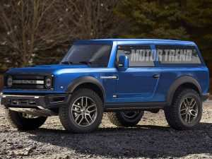 65 All New Ford Bronco 2020 Release Date and Concept