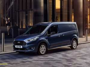 Ford Transit 2020 Release Date