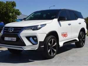 65 All New Fortuner Toyota 2019 Specs and Review