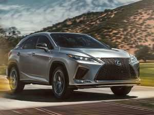 65 All New Lexus Rx 450H 2020 Performance