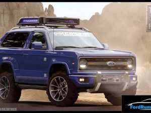 65 All New New 2020 Ford Bronco Specs Performance