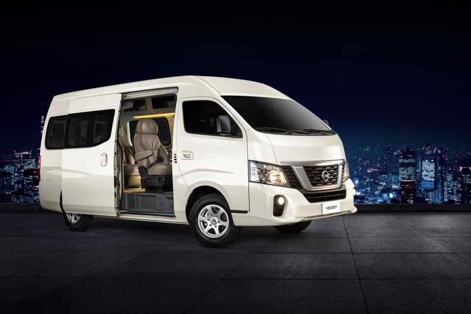 65 All New Nissan Urvan 2020 Picture