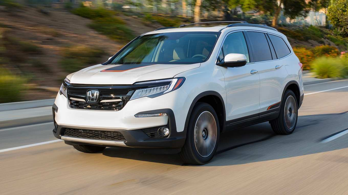 65 All New When Does The 2020 Honda Pilot Come Out Interior