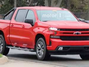 65 Best 2019 Chevrolet Pickup Price and Release date