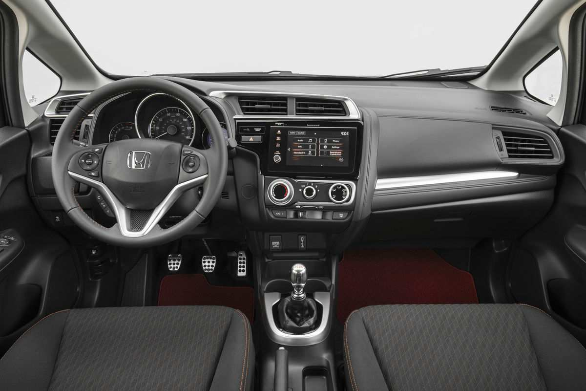 65 Best 2019 Honda Fit Engine Concept And Review