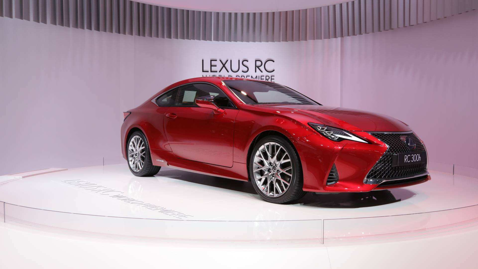 65 Best 2019 Lexus Coupe New Model And Performance