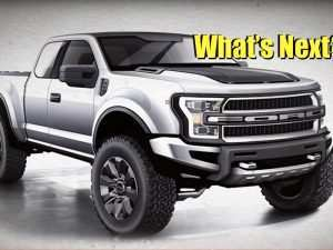 Ford F150 Redesign 2020