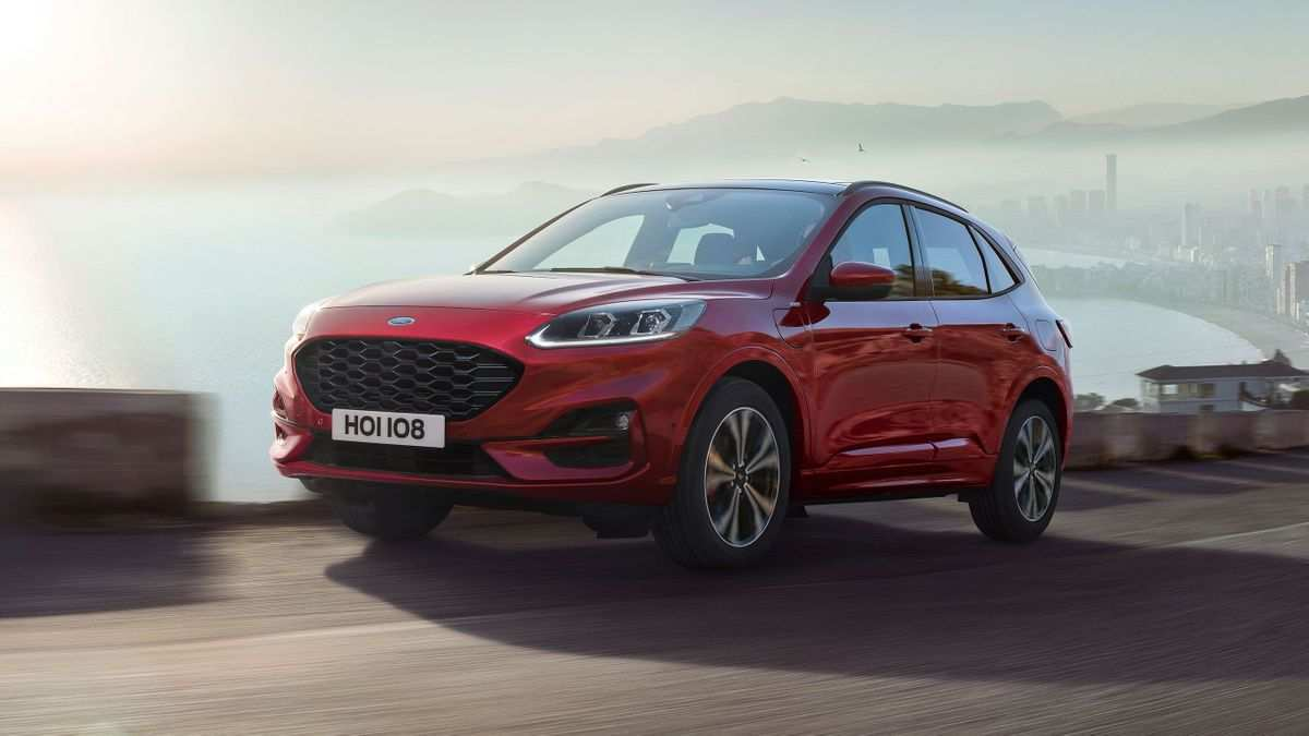 65 Best Ford Kuga 2020 Uk Release Date And Concept