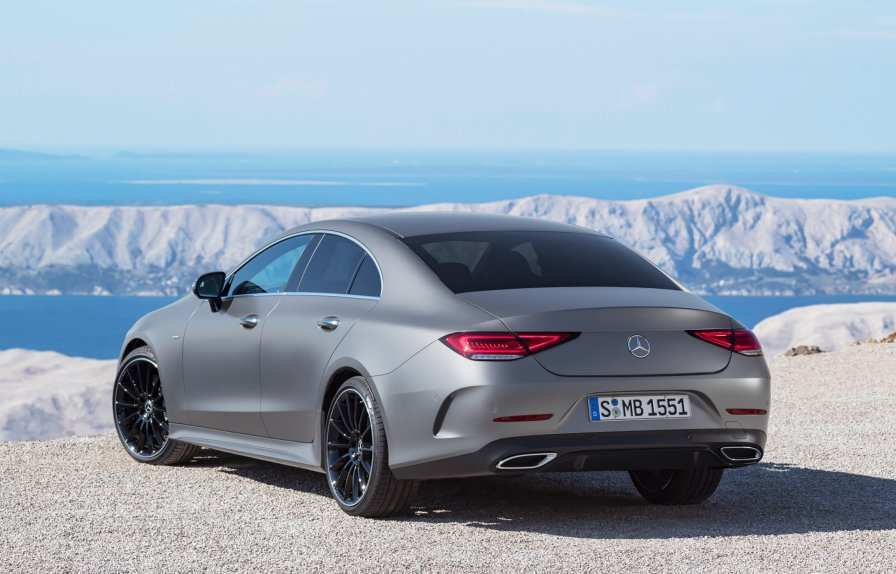 65 Best Mercedes 2019 Cls Specs And Review