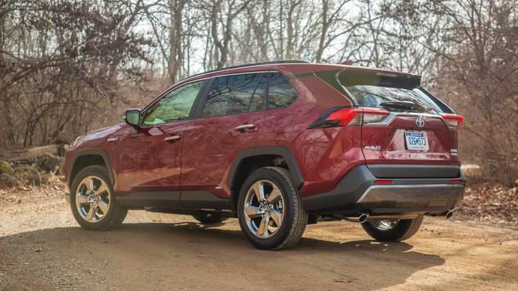 65 Best Toyota Rav4 Plug In Hybrid 2020 Redesign and Review