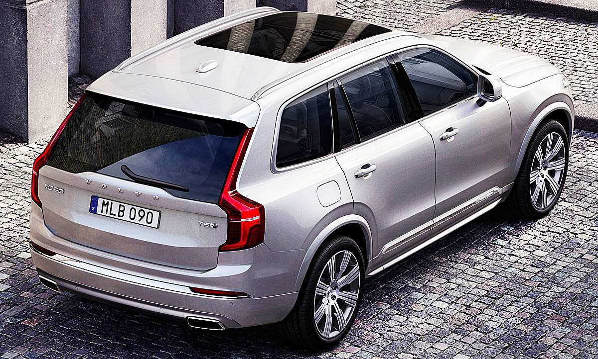 65 Best Volvo Xc90 Facelift 2019 Style