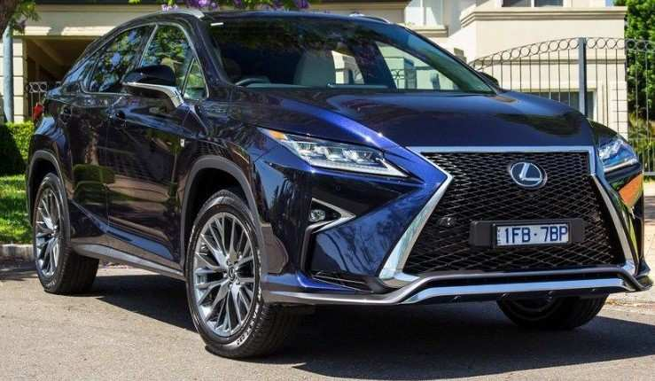 65 Best When Will The 2020 Lexus Rx Be Released Configurations