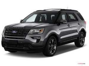 65 New 2019 Ford Explorer Review and Release date