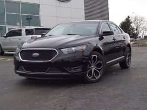 65 New 2019 Ford Taurus Sho Style