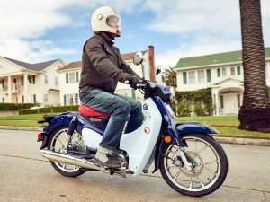 65 New 2019 Honda Super Cub Top Speed Price and Review