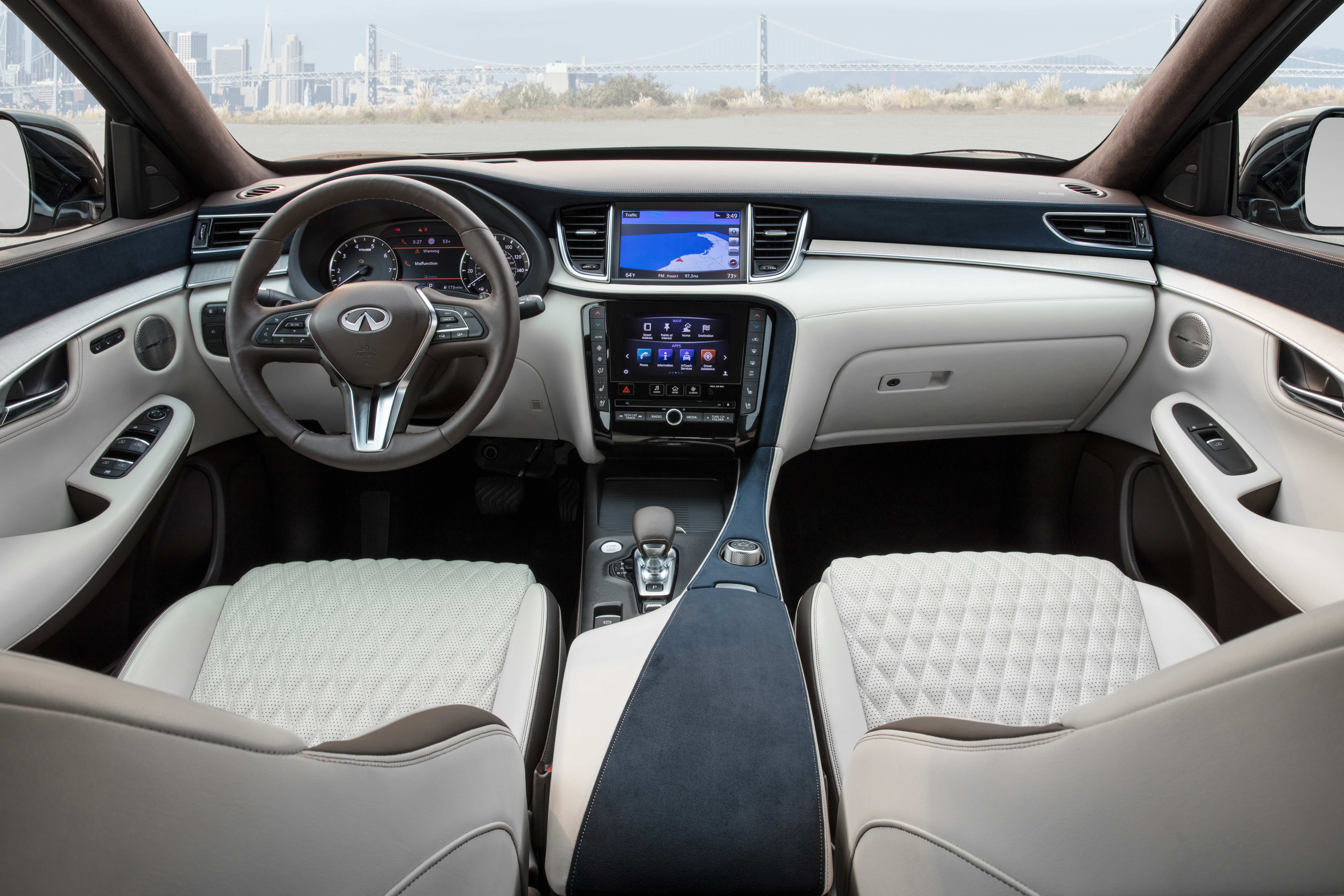 65 New 2019 Infiniti Qx50 Review Pictures
