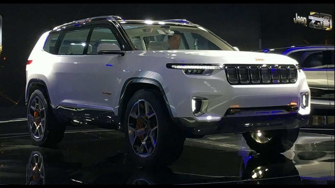 65 New 2019 Jeep Yuntu New Model And Performance