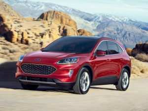 65 New 2020 Ford Crossover Pricing