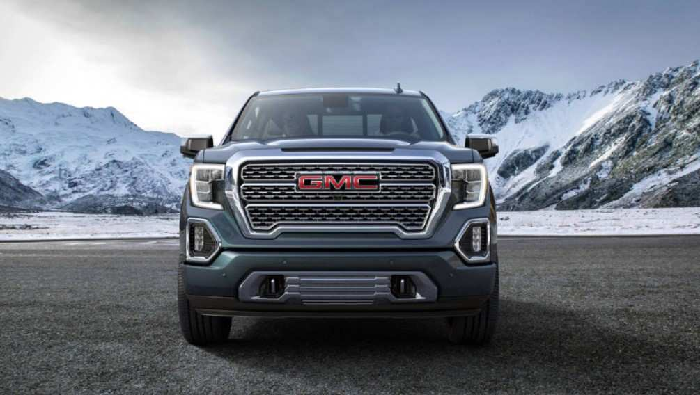 65 New 2020 Gmc Sierra Tailgate Review and Release date