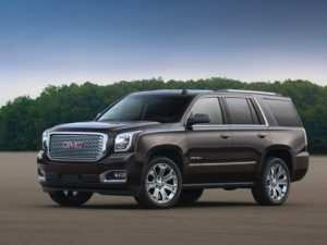 65 New 2020 Gmc Yukon Xl Release Date Redesign and Review