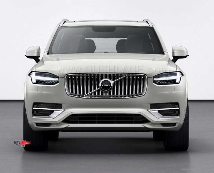 65 New 2020 Volvo Xc90 Concept And Review