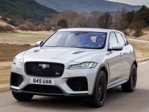 65 New Jaguar F Pace 2019 Model Exterior and Interior