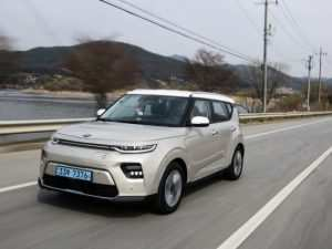 65 New Kia Soul Ev 2020 Concept and Review