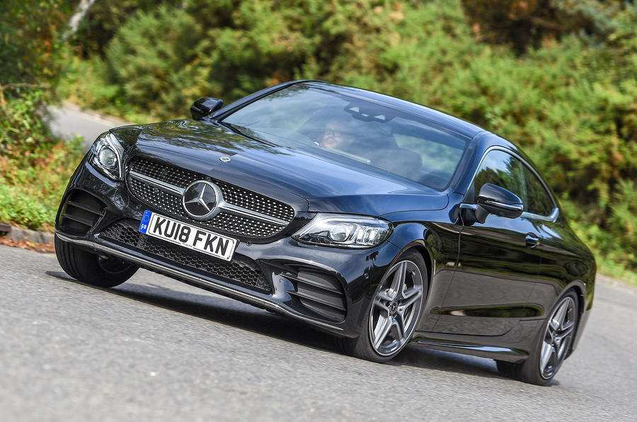 65 New Mercedes C Class Coupe 2019 Model