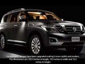 65 New New Nissan Patrol 2019 Price Design and Review