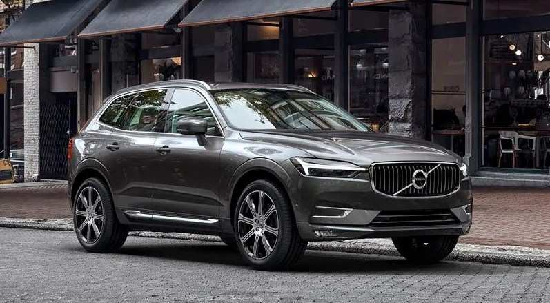 65 New Volvo By 2020 Overview