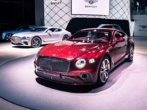 2019 Bentley Continental Gt Release Date