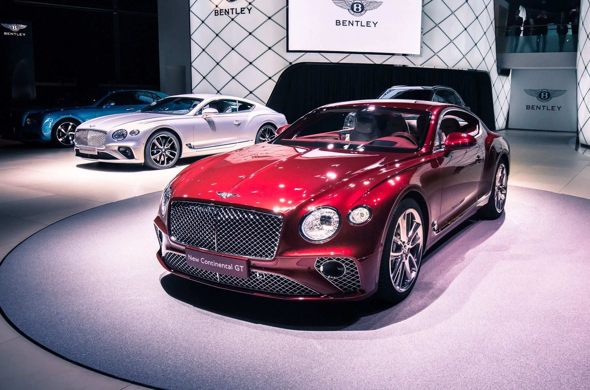 65 The 2019 Bentley Continental Gt Release Date Engine