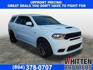 65 The 2019 Dodge Durango Srt Performance and New Engine