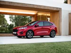 65 The 2019 Ford Kuga Speed Test